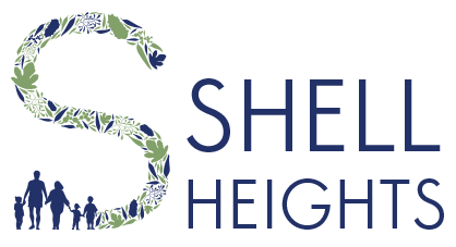 Shell Heights Mobile Logo